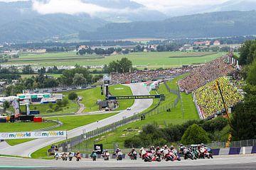 MotoGP Red Bull Ring, Österreich von Marco Dek