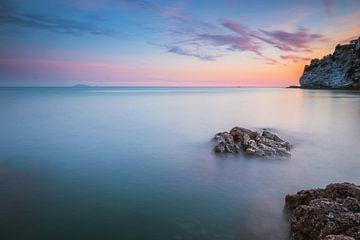 Rust aan de kust van Richard Nell