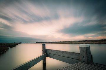 Natur am Morgen von Dirk Keij-Bron