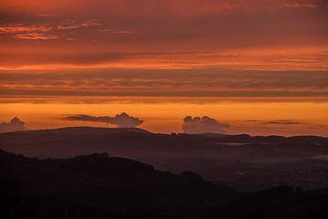 Sonnenuntergang von Robin Feldmann