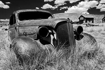Bodie State Historic Park – Bodie, California van Henk Meijer Photography
