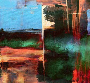 Color Blocks van Maria Kitano