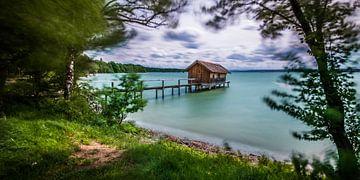Das Bootshaus van Hannes Cmarits