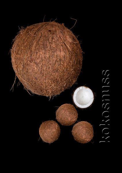 foodART - Kokosnuss von Erich Krätschmer