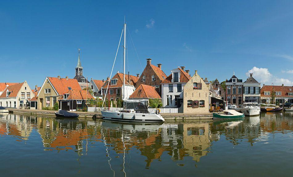 Makkum, Friesland van Rene van der Meer