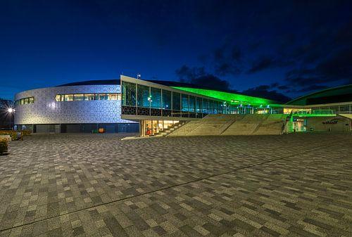 Thialf IJsstadion Heerenveen ZJA Architects