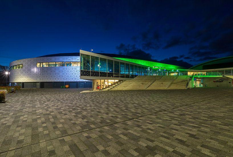 Thialf IJsstadion Heerenveen ZJA Architects van André Russcher