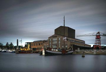 Innerharbour Den Helder sur Klaas Fidom