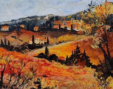 Herbst in der Provence von pol ledent