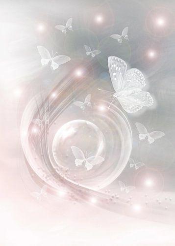 magical dream world of butterflies van Dagmar Marina