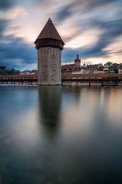Kapellbrücke von Severin Pomsel