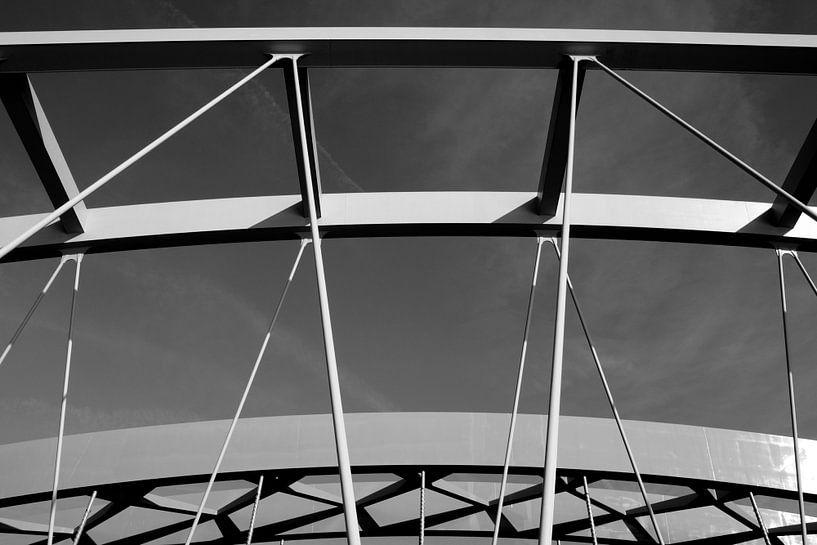 Twee bruggen. van M. van Oostrum