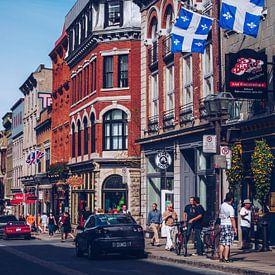 Québec – Rue Saint-Jean von Alexander Voss