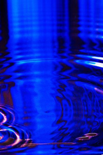 Blauw Blauw Blauw van Judith Spanbroek-van den Broek