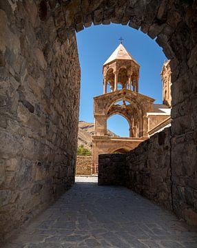 Iran: Saint Stepanos Monastery (Shoja) van Maarten Verhees