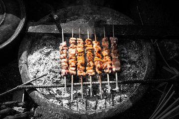Barbecue van Jeroen Mikkers
