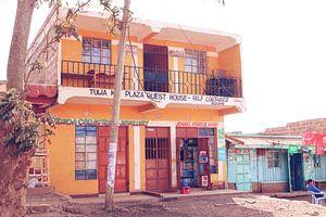 Kleurig Keniaans Huis van Cinthia Mulders