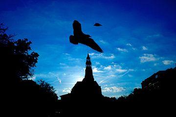 Groningen Aa kerk van Bert Bouwmeester