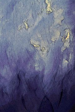 Abstract - Weer Verhalen - De Bron van Ideeën - Schilderij