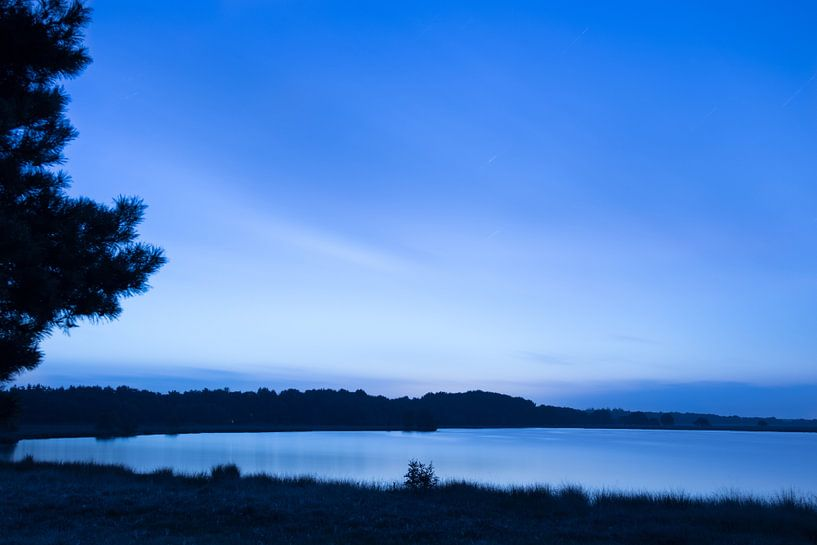 Nachtelijke stilte van Marcel Runhart