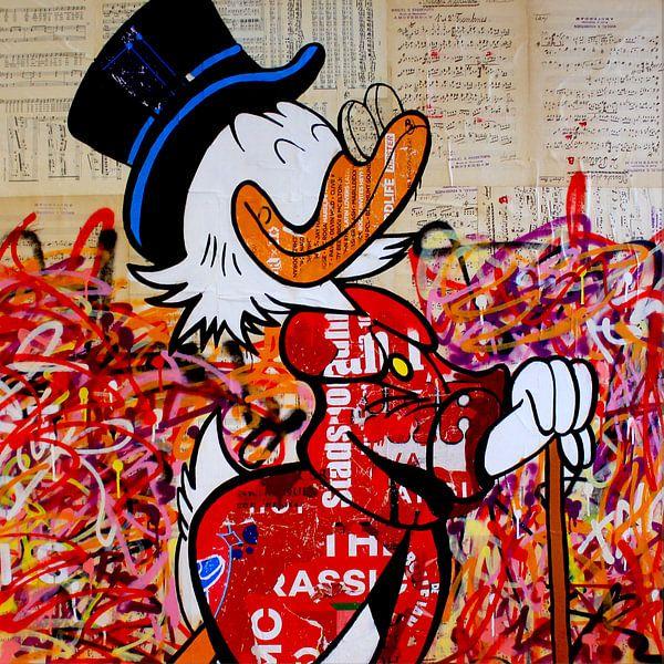 Dagobert for president (make Duckburg great again) von Michiel Folkers