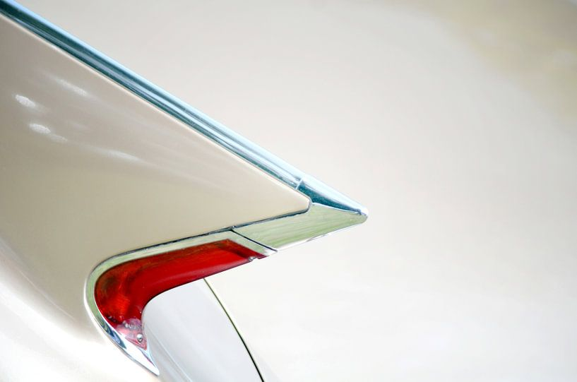 Cadillac Serie 62 achterlicht van Jurien Minke