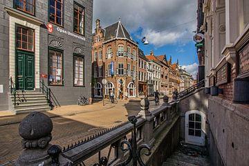 Centre-ville de Groningen, Oude Boteringestraat sur Annie Jakobs