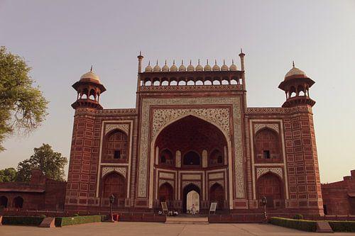 Red Fort Taj Mahal