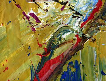 Abstrakt von Claudia Gründler
