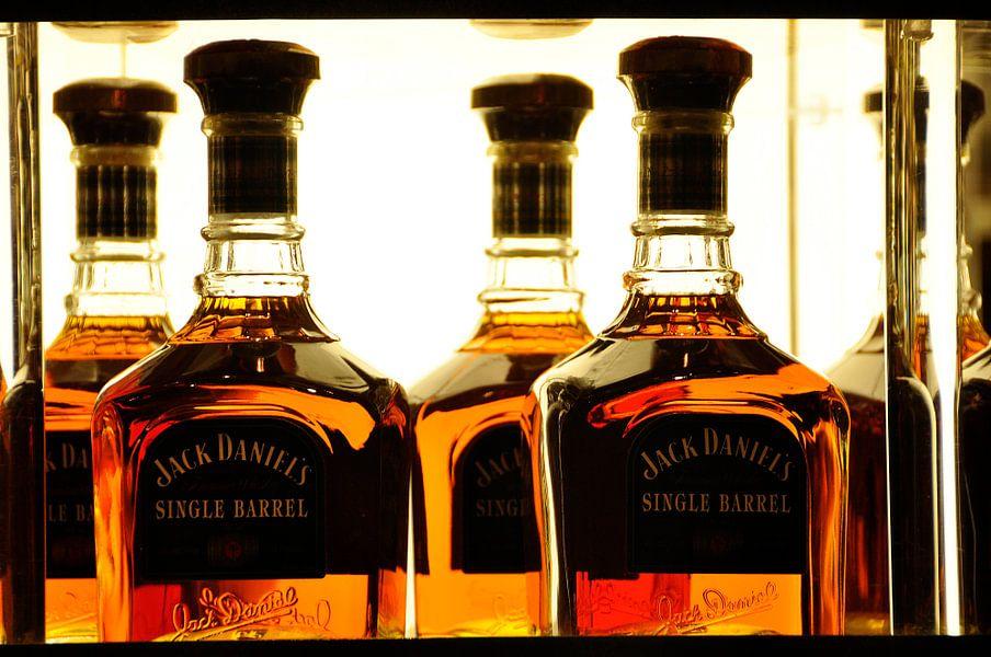 Whiskey flessen