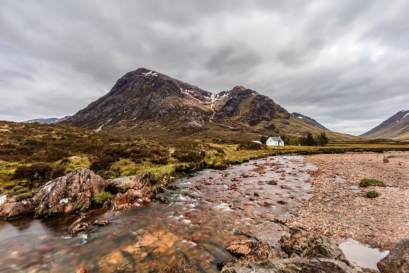 Glen Coe, Schotland van Teuni's Dreams of Reality