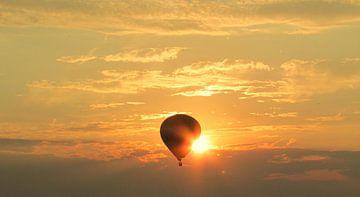 Luchtballon von Le Mistral