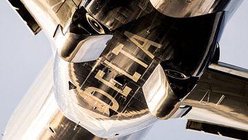 Vorbereitung Nahaufnahme! Delta Air Lines Airbus A330-300 von Mark de Bruin