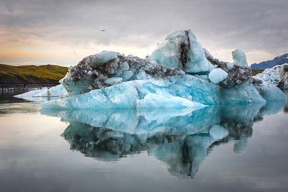 IJsschots in IJsland van Samantha Schoenmakers
