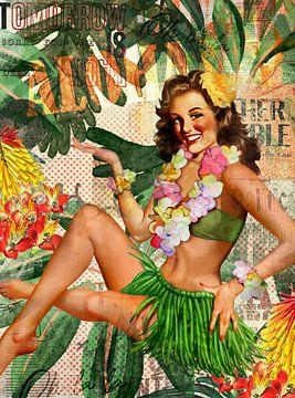 Aloha von Sharon Harthoorn