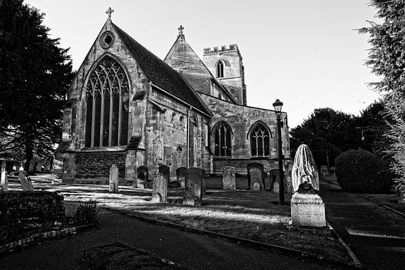Trumpington Parish Church van Ab Wubben