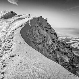 Hochgrat en hiver sur MindScape Photography