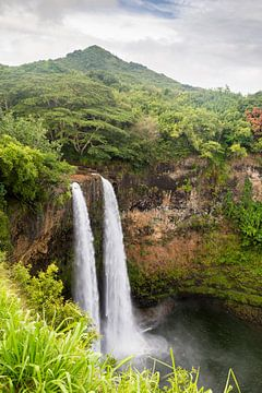 Wailua Falls van Dirk Rüter