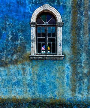 Alte Fenster3 von Henk Leijen