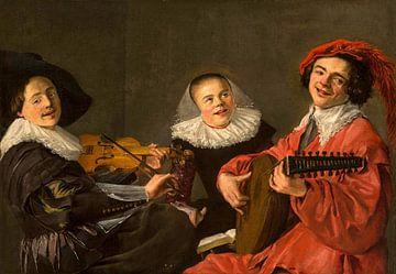 Le Concert, Judith Leyster