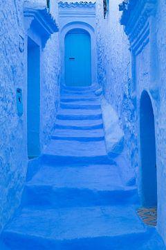 Marokkanischer Blues von Caroline Boogaard