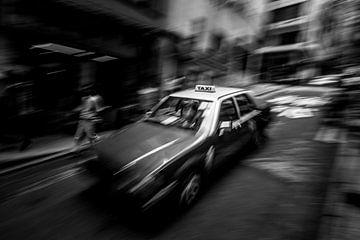 """""""Taxi"""" van Jan-Hessel Boermans"""