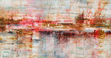 Sunset Reflection van Atelier Paint-Ing