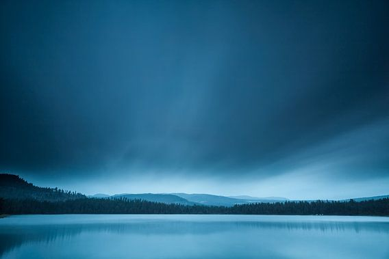 Tranquility I van Frank Hoogeboom