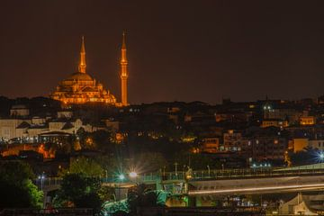 Süleymaniye Moschee, Istanbul von Arda Tolga Karacadal