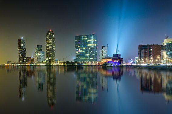 Night Sky van Ellen van den Doel