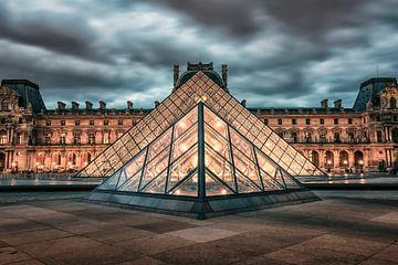 Het Louvre van Manjik Pictures