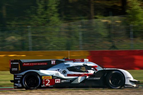 2014 24 uur van Le Mans winnaar