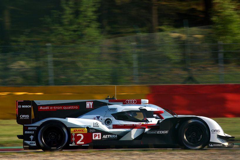 2014 24 uur van Le Mans winnaar van Richard Kortland