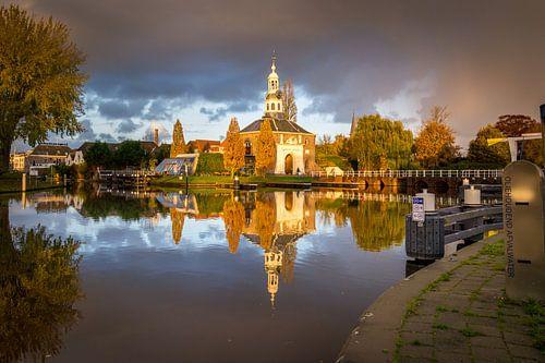 Zijlpoort in Leiden